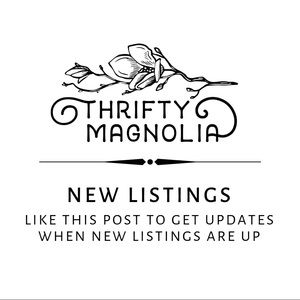Like to get notified about new listings!